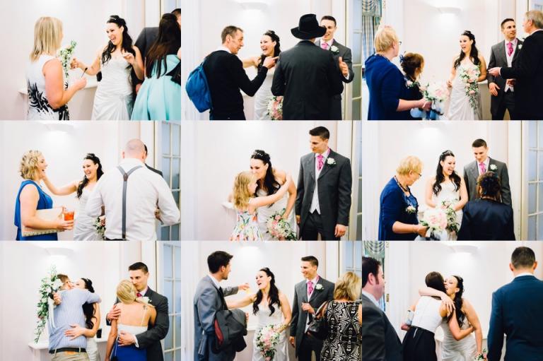 Fun Wedding At Imperial Hotel Torquay Devon Wedding Photographer
