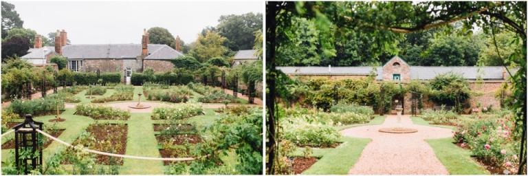 cockington-court-torquay-wedding-photography-documentary-style-1-raining-wedding-day-rose-garden
