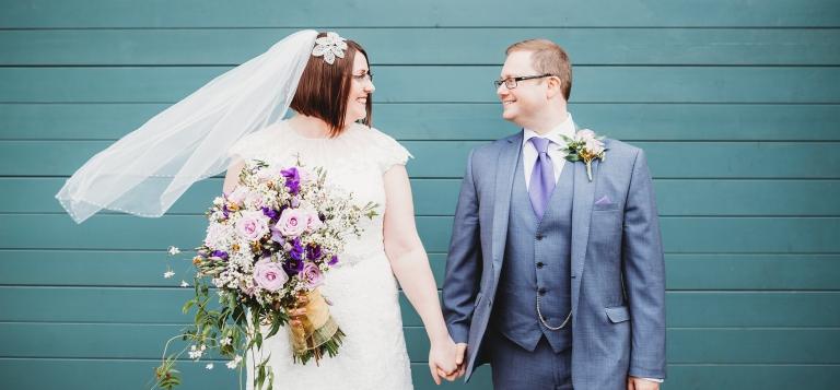 4 Documentary Wedding Photography in Torquay, Exeter, Devon - Newton Abbot Wedding Couple