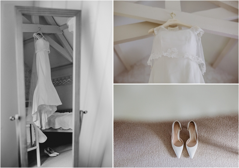 Exeter Wedding Photography Documentary Style at The Great Barn Devon (1) Nautral Getting Ready Photos
