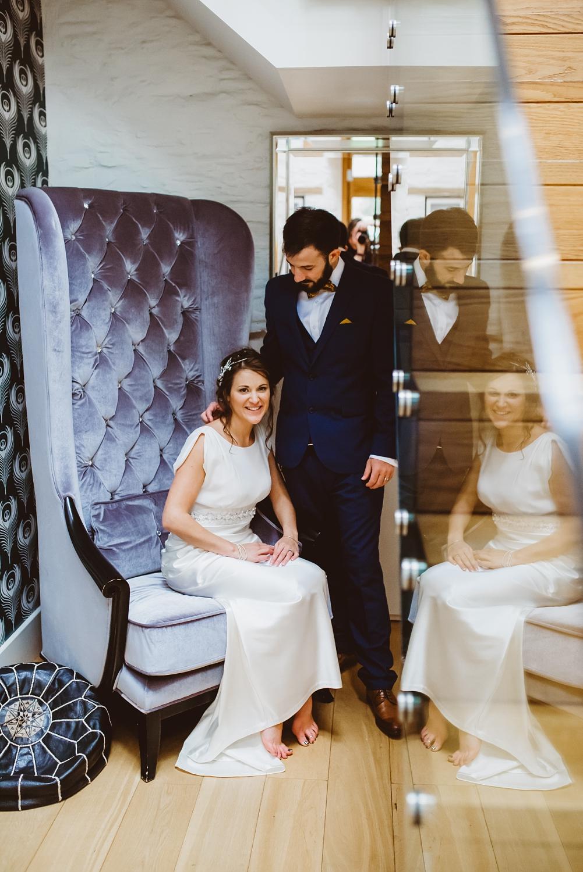 Devon Wedding Photographer Chelsie And Jose Worden House Dartmouth