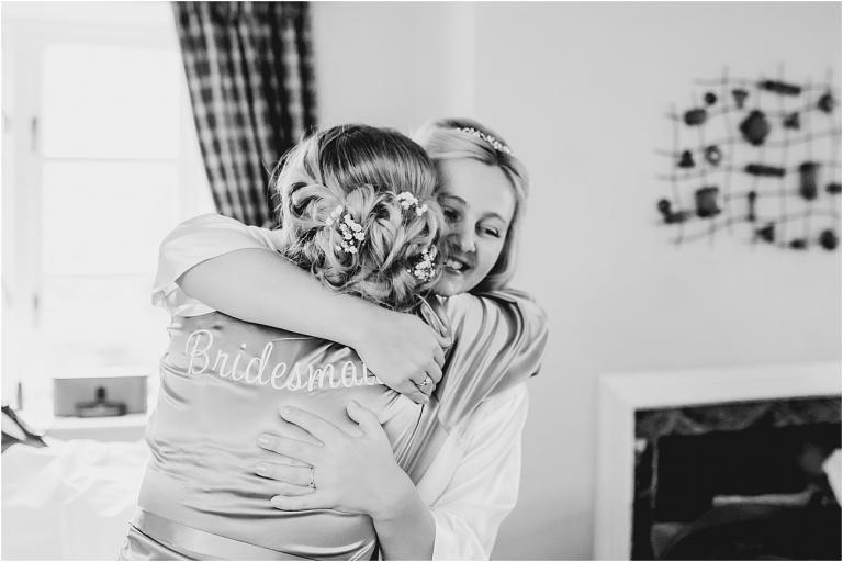 Devon Wedding Photography – Shabby Chic Bickley Mill (2) Preparation