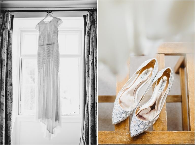 Devon Wedding Photographer – Relaxed Spring wedding at Buckland-tout-Saints (2) Preparation