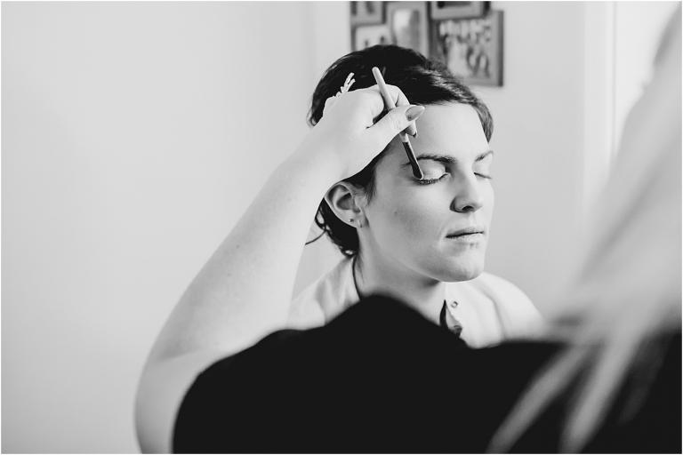 Devon Wedding Photographer – Bickley Mill Relaxed Fun Wedding (1) Preparation